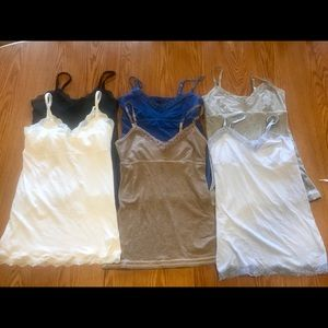 Lot of 6 American Eagle Cami's